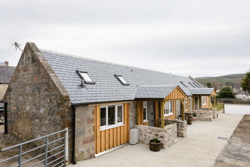 Milking Sheds Cottages Dufftown