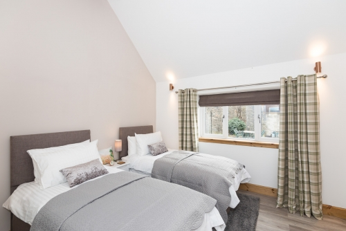 1 Wee-Kalf Bedroom Milking Sheds Dufftown