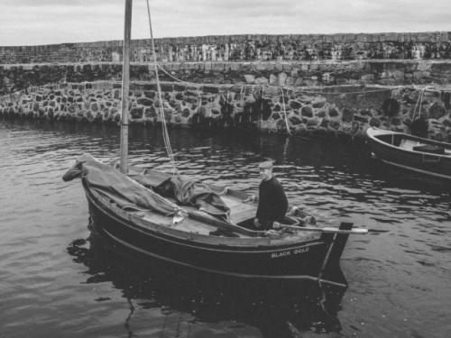 Portsoy Fishing Boat