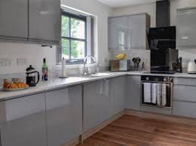 Kitchen Glen Feshie