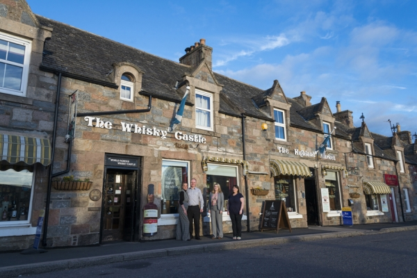 The Whisky Castle