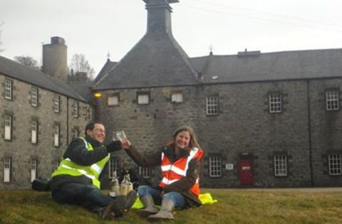 Dufftown Distilleries Walk