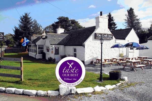 The Croft Inn, Glenlivet