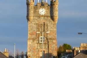 Eating out in and around Dufftown