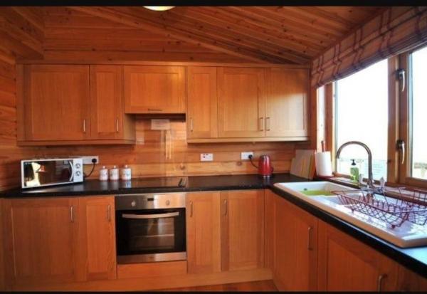 Bonnie View Lodge - Kitchen