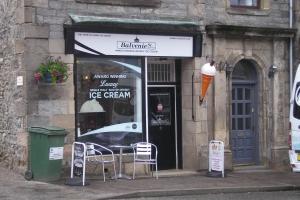Balvenie St. Ice Cream