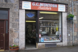 Gordon McIntosh (Butcher)