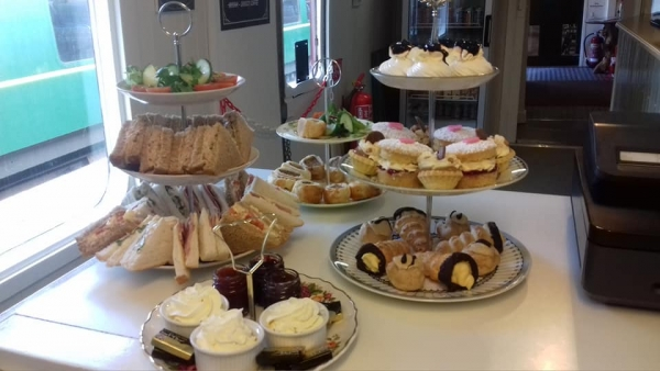 Afternoon Tea for four persons