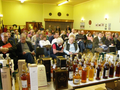 The Whisky Auction
