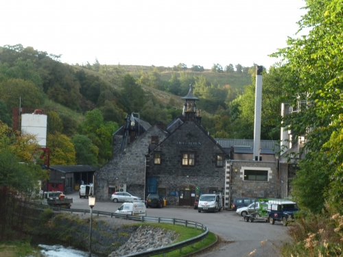 Dufftown Distillery