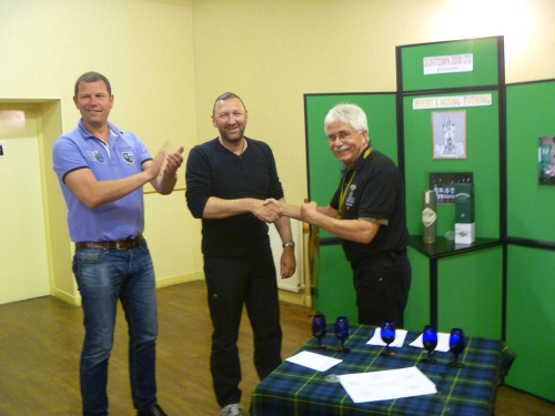 Dufftown 2000 Nosing Competition Winners