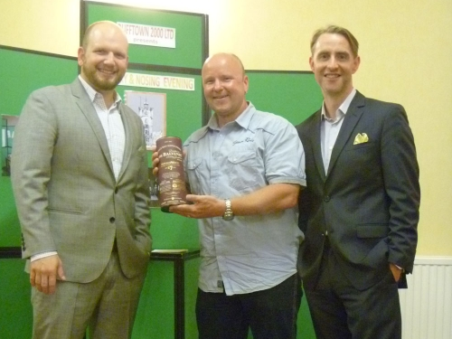 Balvenie Nosing Competition Winner -J�rgen W�nsch from Germany
