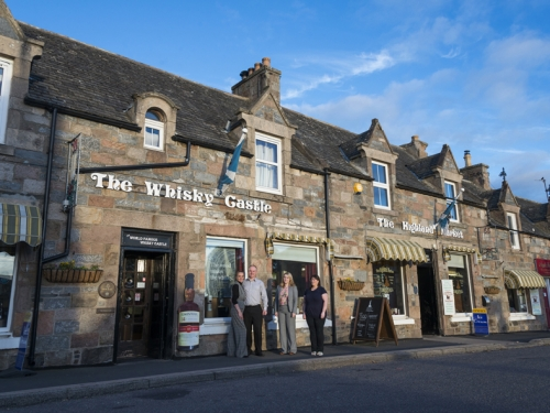 Whisky Castle Tomintoul
