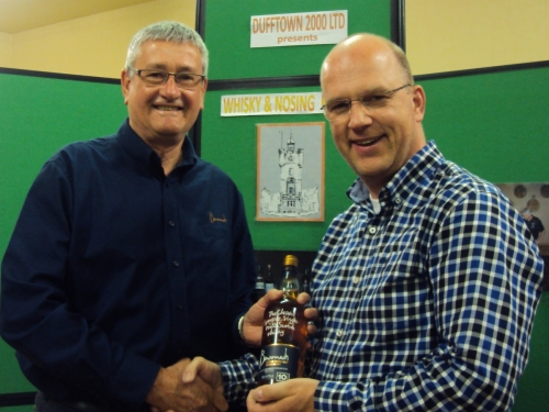 The Gordon and MacPhail Nosing & Tasting